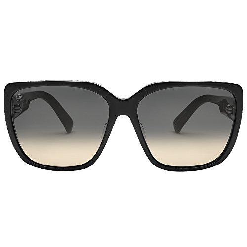 Electric Visual Women's Honey Bee Sunglasses Gloss Black/OHM Black ()