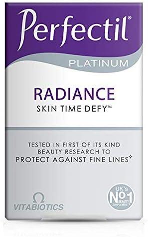 Vitabiotics Perfectil Platinum Skin Radi