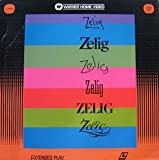 Zelig LASERDISC (NOT A DVD!!!) (Full Screen Format) Format: Laser Disc
