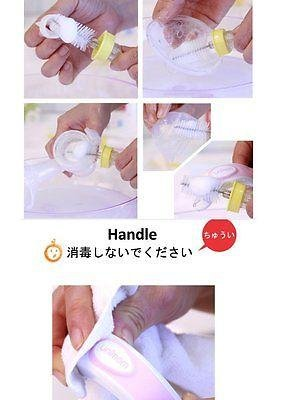BPA Free Breast Pump Manual Sucker Silicone Massage Simple Manual Breast Pump by PONML (Image #4)