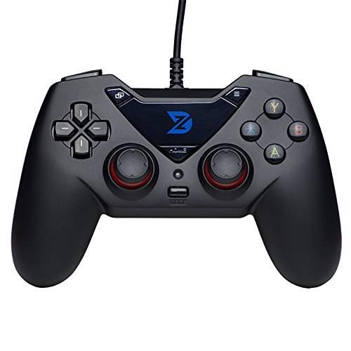 - ZD-C Wired Gaming Controller USB Gamepad for PC(Windows XP/7/8/10) & Playstation 3 & Android & Steam