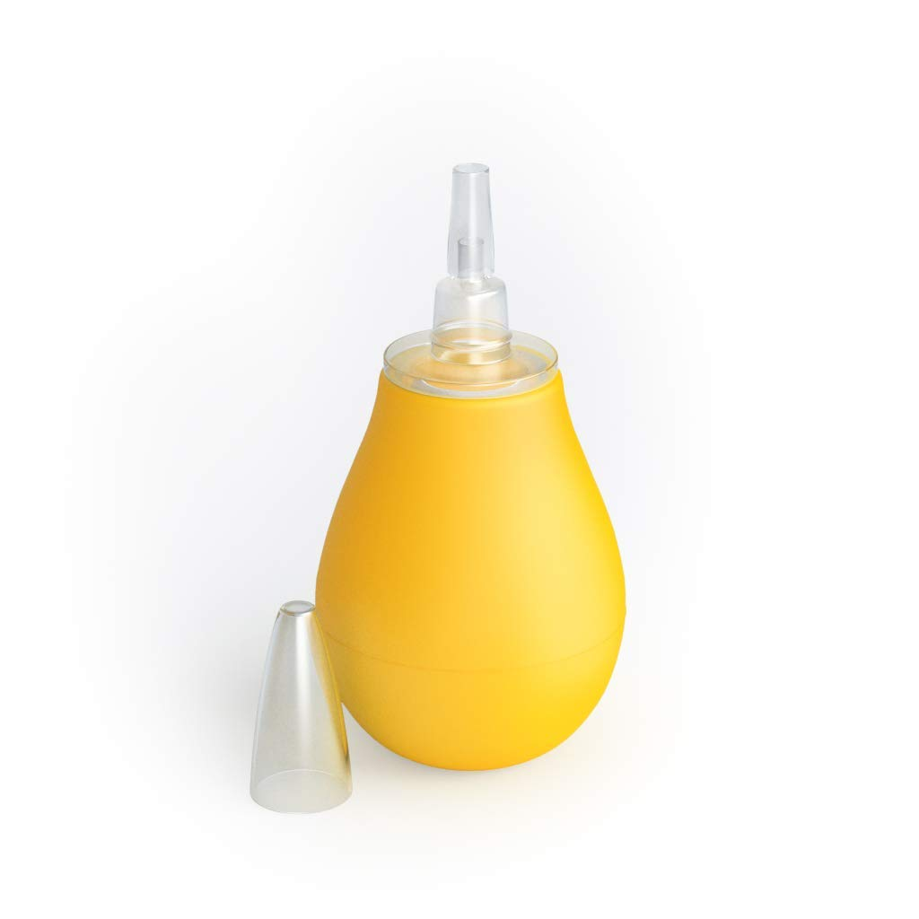 Buy Romsons Baby Nasal Aspirator, Nose Cleaner, Vacuum Suction Tool,  Immediate Relief from Blocked Baby Nose (Yellow) Online at Low Prices in  India - Amazon.in