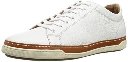 Allen Edmonds Men's Porter Derby Sneaker White Grain 7DfDkoQhi
