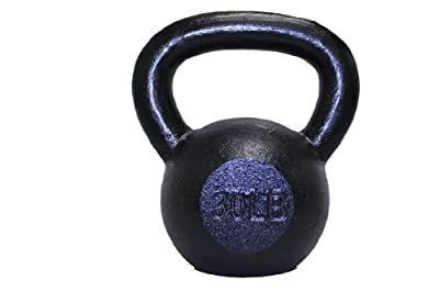 Troy Barbell VTX Cast Iron Kettlebell