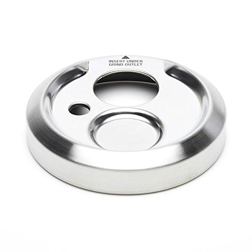 Breville Lid for the grinds container for the Smart Grinder BCG800XL, BCG800BSXL, BCG800CBXL and the Smart Grinder Pro BCG820BKSXL and BCG820BSSXL.