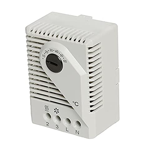 Termostato para ventilador de calefacción o - Kleine histéresis ...