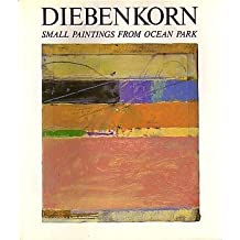 Richard Diebenkorn Small Paintings from Ocean Park