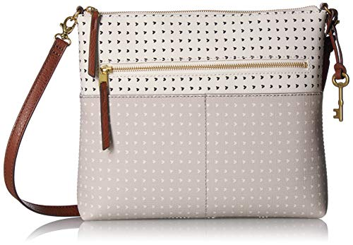 Printed Synthetic Leather; Zipper Closure Imported (Handbags With Hearts)