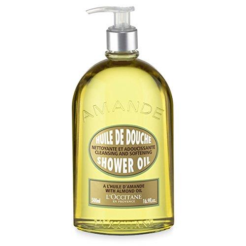 L'Occitane Almond Shower Oil, 16.9 Fl Oz