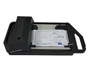 Addressogragh Bartizan 4000 Credit Card Manual Imprinter Without Name Plate