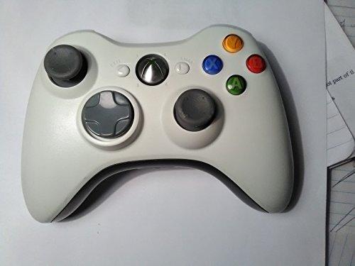 (Xbox 360 Wireless Controller (White))