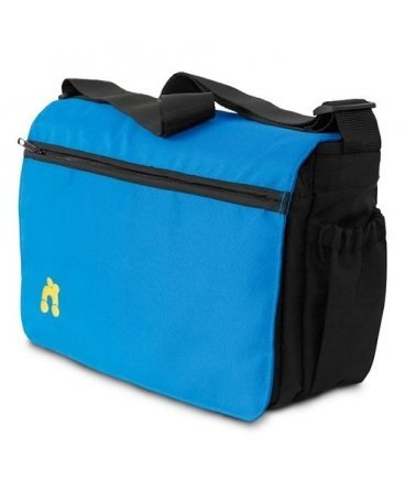 Out n About Changing Bag - Lagoon Blue by out n About bag