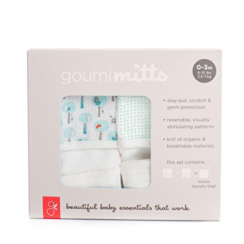 Goumikids Goumimitts Soft Stay On Scratch Mittens