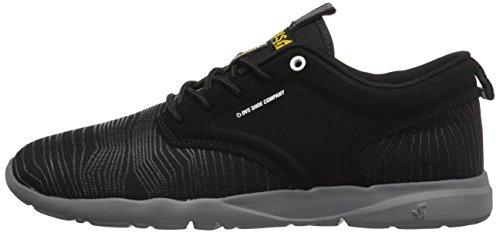 Dvs Apparelpremier Hombre 2 D De 0 Anderson Print Black Zapatillas Deporte qrOwqS