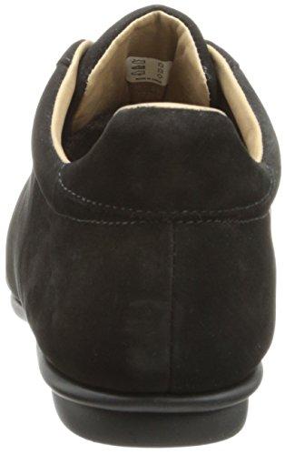 Ecco Femme Osan Retro Sneaker Noir