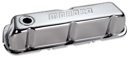 Moroso 68201 Chrome Valve Covers - Set of 2