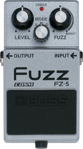 BOSS Fuzz Guitar Pedal (FZ-5) (Best Fuzz Pedal For Blues)