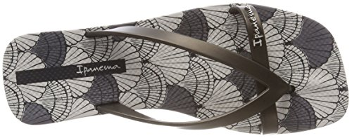 Tongs Fashion Bleu Black Femme Fem Grey 8869 V Multicolore Ipanema Kirey IwAqa44