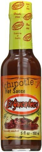 El Yucateco Chipotle Hot Sauce 150ml
