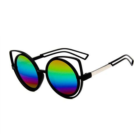 Gafas Espejo de marca Gafas nbsp;Mujer Lentes Diseñador sol Vintage sol Multi de haz de de Gafas Mujer nbsp;moda Sol Gris De doble GGSSYY de sol Mujer de la tXzqvx6wg