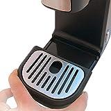 HiBREW Single Serve Black Compact Portable Travel