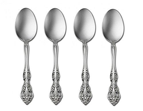 Oneida Michelangelo Dinner Spoons, Set of 4 ()