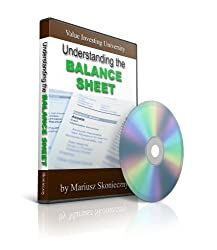 Understanding the Balance Sheet: Value Investing University DVD Collection, DVD Number 7 by Investment Publishing