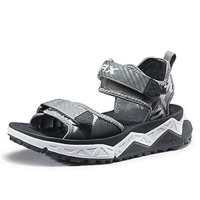 RAX Mens Sport Outdoor Grey Size: 8 US