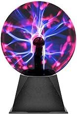 Rock su habitación eléctrico lámpara de plasma