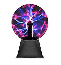 Rock Your Room Electric Plasma Lamp