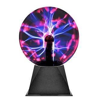 Amazon Com Rock Your Room Electric 6 Plasma Globe Glassball Light
