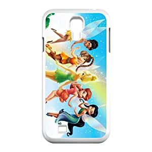 Samsung Galaxy S4 9500 White phone case Rosetta Disney Fairies JGP5990601