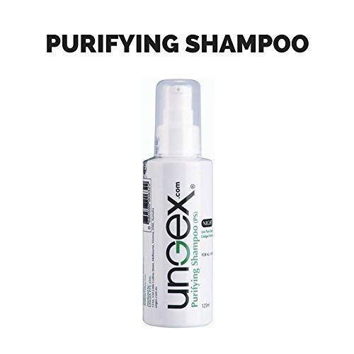 Demodex Purifying Shampoo | Prevention of Mites for Hair, Face & Body, Normal to Oily Skin | All Types of Hair | Free from Artificial Color & Paraben | Unique Formula | Filled with Essential Oils