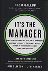 Packed with 52 discoveries from Gallup's largest study on the future of work, It's the Manager shows leaders how to adapt their organizations to rapid change, ranging from new workplace demands to managing remote employees, a diverse workforc...