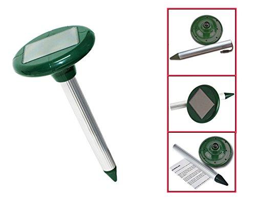 Solar Powered Ultrasonic Pest Repeller - 6