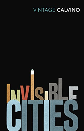 Book cover for Invisible Cities