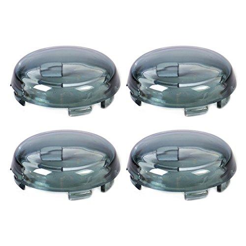 4pcs Turn Signal Light Indicator Lens Cover