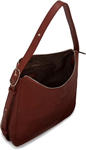 Matt Dwell Handbag Small Henna and Nat Hobo Glance r7rIf