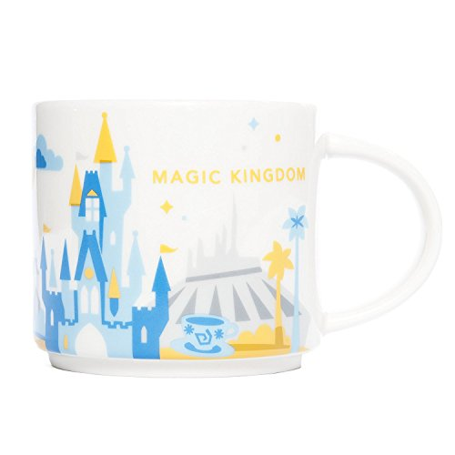 disney world starbucks mug - 5