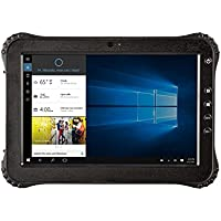 Vanquisher 10-Inch Rugged Tablet, Windows 10 / Intel Atom Quad Core CPU / Anti-scratch Corning Gorilla Panel / IP65 / U-blox GPS Module, For Field Applications