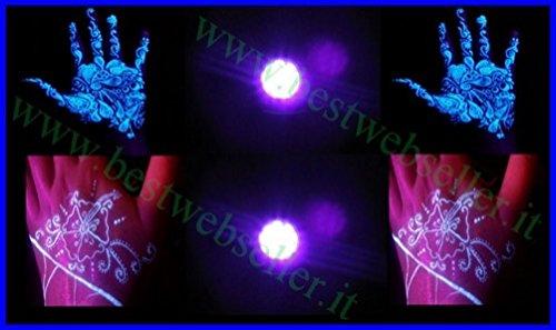 Lampada luce neon di wood uv dj luci discoteca led lampadina nera