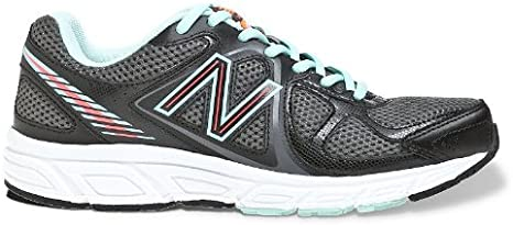 New Balance Grey 480 Wide Running Shoes