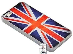 Case for Apple iphone 5c UK United Kingdom Union Jack Great Britain England Flag Vintage Classic Glossy