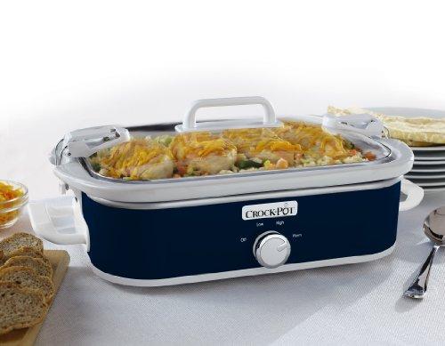 Crock-Pot 3.5-Quart Casserole Cr...