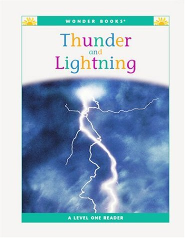 Thunder and Lightning (Wonder Books: Level 1 Weather) by Alice K. Flanagan (2003-01-31) PDF Text fb2 ebook