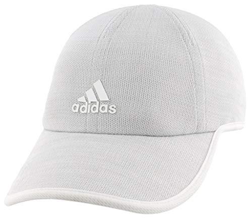 adidas Men's Superlite Prime II Cap, white/clear grey, One Size