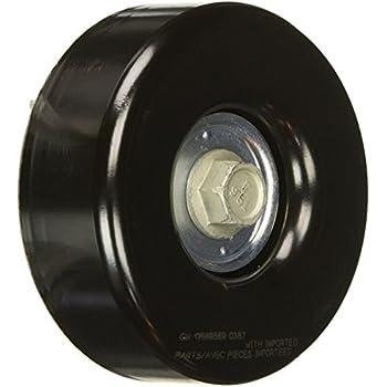 ACDelco 12570827 GM Original Equipment Drive Belt Idler Pulley