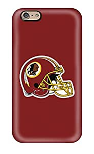 Quality DanRobertse Case Cover With Washington Redskins Helmet Nice Appearance Compatible With Iphone 6