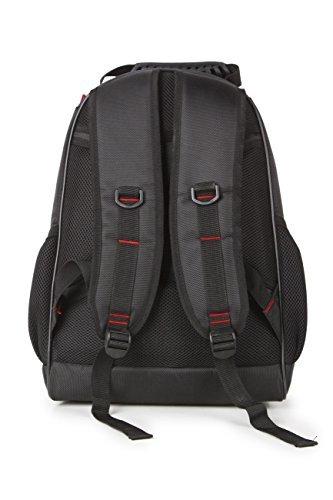 Business hochwertiger Laptop-Rucksack aus schwerem Polyester