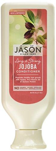 JASON Long and Strong Jojoba Conditioner, 16 oz. (Packaging May Vary)